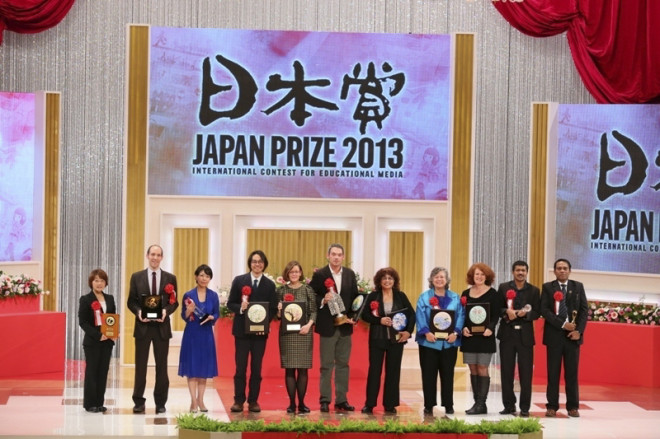 japan prize_10242013 JP winners