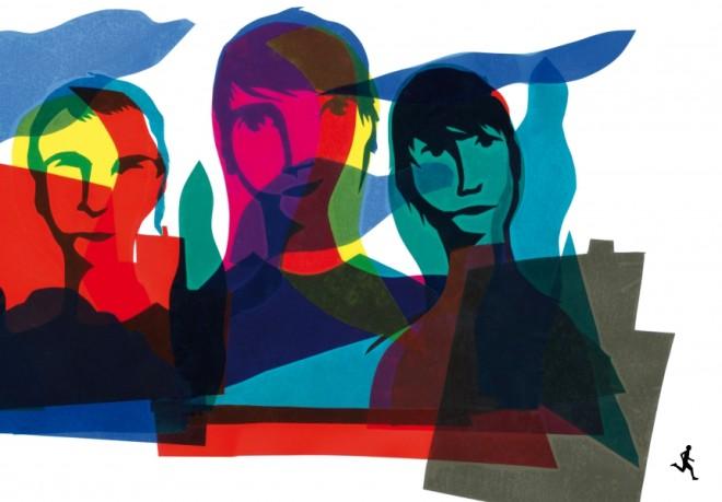 Edgar e os amigos, por Bernardo Carvalho. Imagem: Divulgação