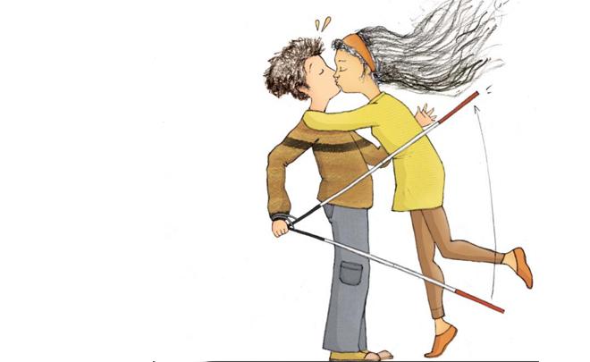 Ilustração de Denisse Torena que está presente na publicação.
