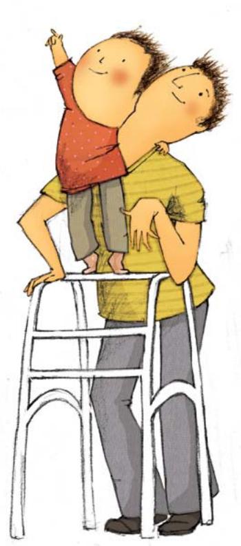 papa_con discapacidad